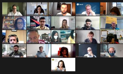 Presentación Hub de iNNOVACIÓN COLABORATIVA