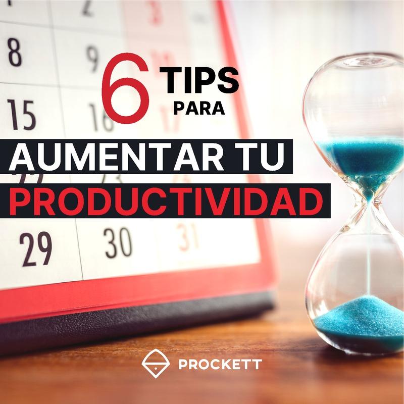 Productividad: claridad, calidad y automatización de tareas