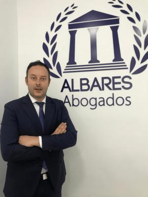 Pedro Albares Castejón, abogado director de Albares Abogados