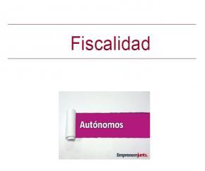 portada Manual para Autónomos: Fiscalidad del Autónomo