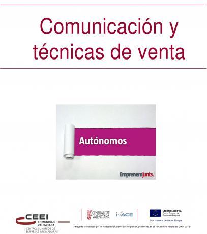 Comunicación y técnicas de venta