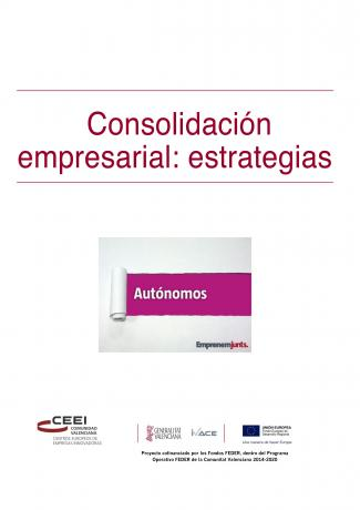 Consolidación empresarial: estrategias