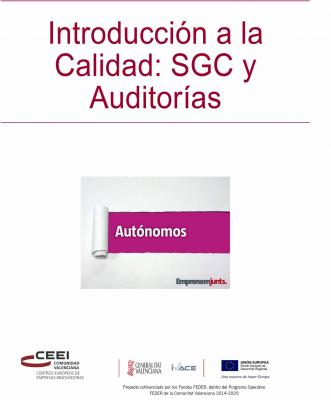 Introducción a la calidad. SGC y Auditorías