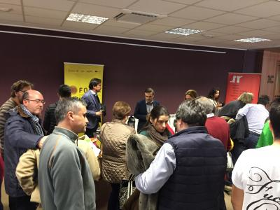 Networking Focus Pyme y Emprendimiento Utiel - Requena