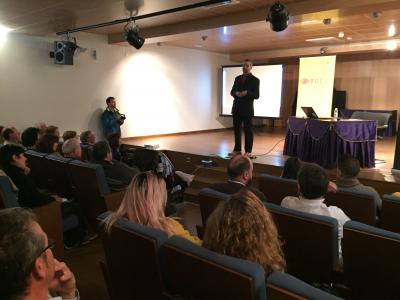 Plenario Focus Pyme y Emprendimiento Utiel - Requena