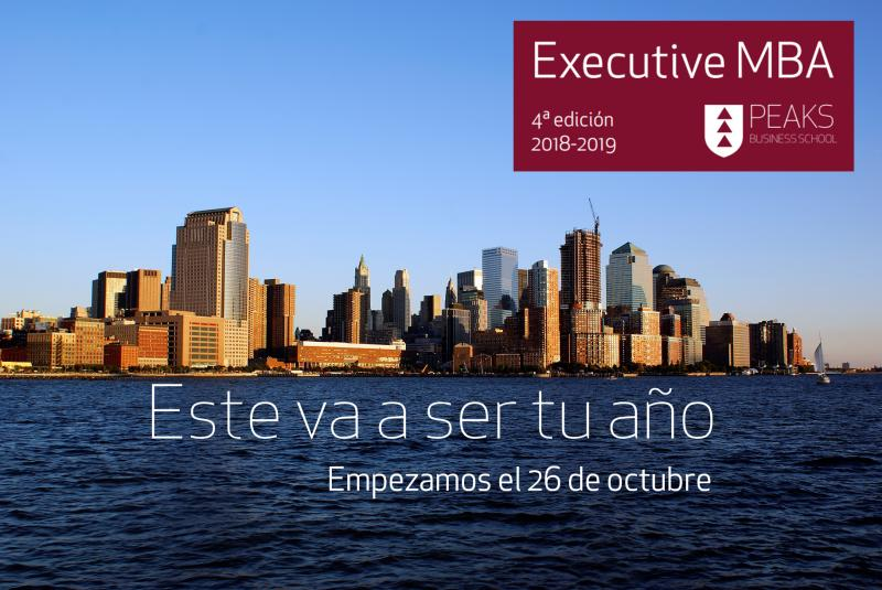 Executive MBA - PEAKS Business School