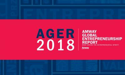 Estudio Global de Emprendimiento Amway 2018