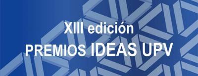 Premios Ideas UPV 2019