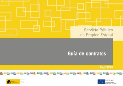 Guía de contratos de trabajo e incentivos a la contratación