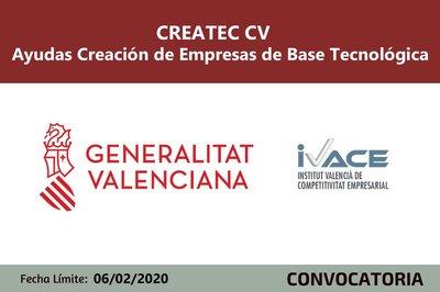 Createc Ivace 2020
