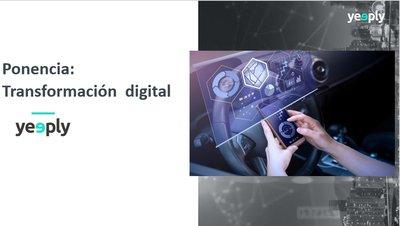 Ponencia Diagnóstico de Transformación Digital para Pymes