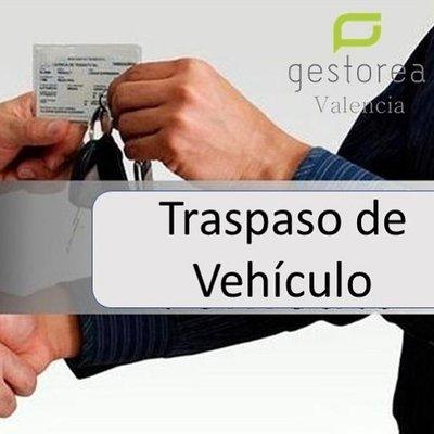 traspaso vehiculos valencia