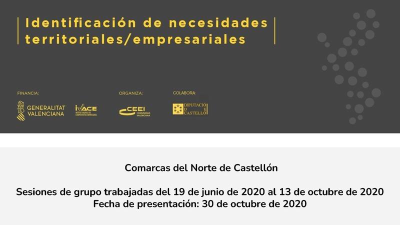 Presentación Grupos de Extracción de Necesidades Zona Norte (Portada)