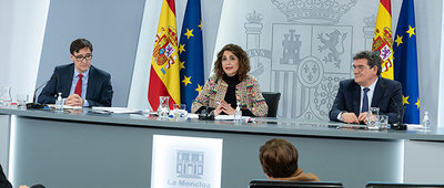 El Gobierno refuerza las ayudas para los autónomos y las extiende hasta el 31 de mayo