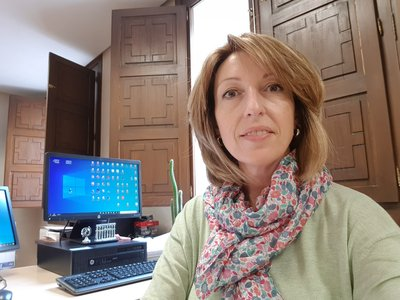 Ángela Arroyo, ADL de la Mancomunidad El Tejo.