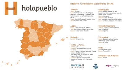 Arranca la búsqueda de nuevos pobladores en 70 municipios de la España vacía
