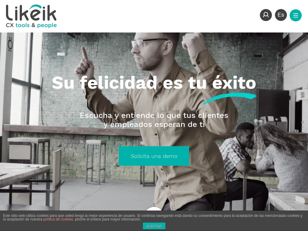 Likeik - CX tools & people